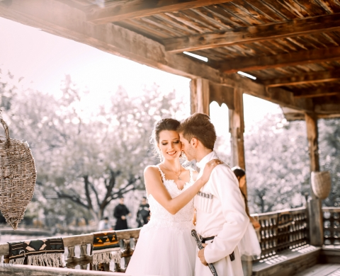 ლაშას & მარიამის ქორწილი