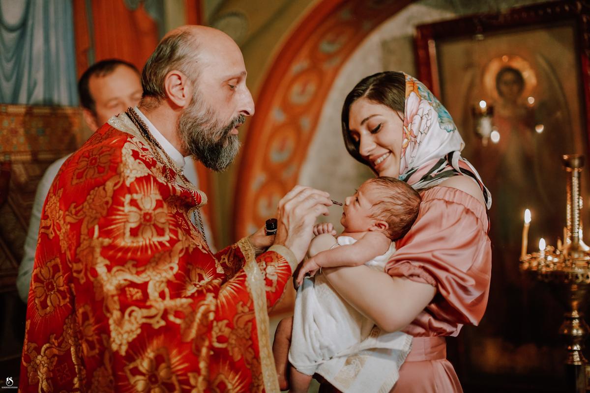 ნათლობის ფოტო გალერეა